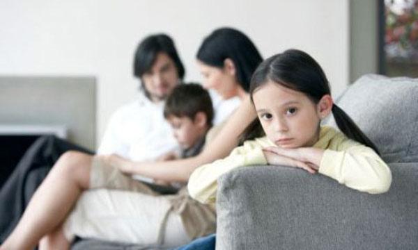 Быть любимчиком в семье опасно для психического здоровья