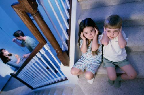 Развод родителей ставит детей под угрозу ожирения