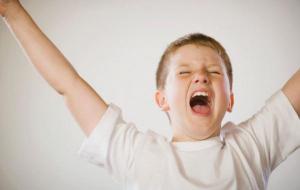 Активные дети подвержены риску медленного развития