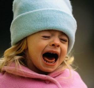 Лучшие способы остановить детские истерики