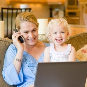 Планирование поможет избежать стресса работающей маме