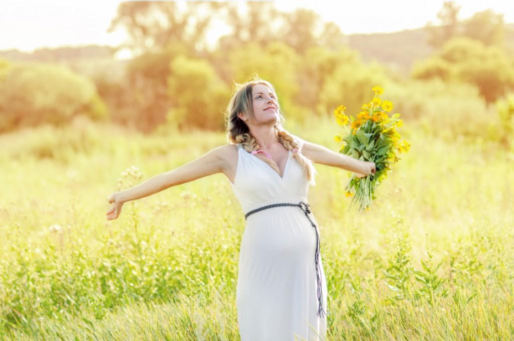 Витамин Е поможет от пигментации при беременности