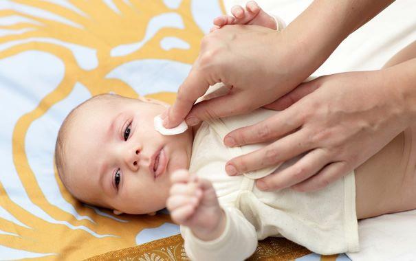 Забота о новорожденном малыше