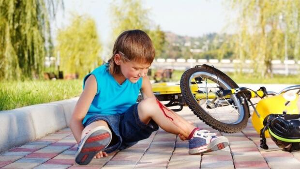 Основные причины и виды детского травматизма