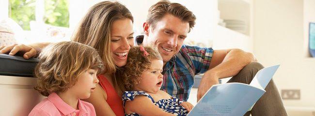 Почему важно каждый день читать ребенку вслух