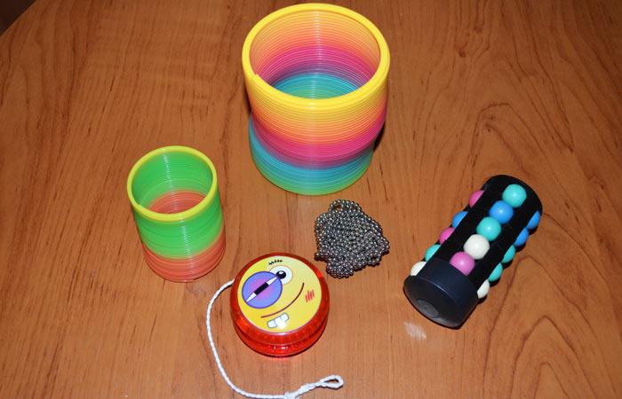Умные игрушки для больших детей