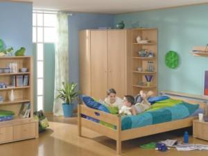 Детская мебель оказывает значительное влияние на рост и развитие ребенка