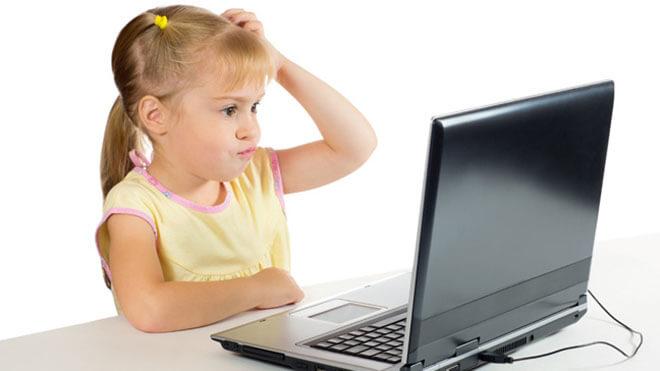 Мозг ребенка может измениться вследствие компьютерной зависимости