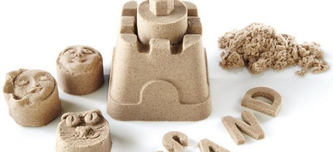Кинетический песок Kinetic Sand для детей