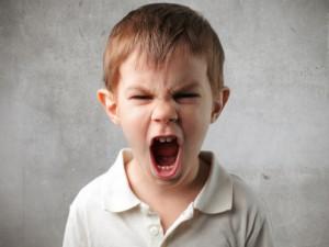 Высокие уровни кортизола могут сделать ребенка агрессивным