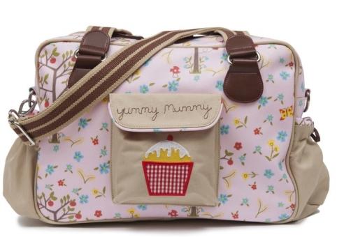 Как выбрать сумку для детской коляски?