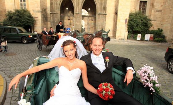 Свадьба за границей. Организация свадьбы в Праге