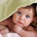 Младенцы могут видеть то, чего не замечают взрослые люди