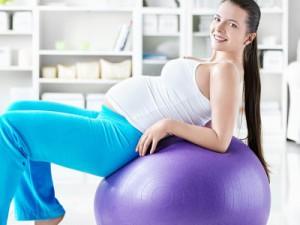 Йога и фитнес для беременных – 1 триместр