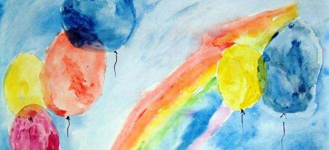 О чем вам может рассказать детский рисунок
