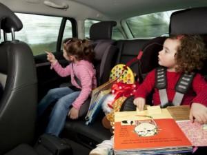 Детское автокресло обеспечит безопасность ребёнку и спокойствие родителям