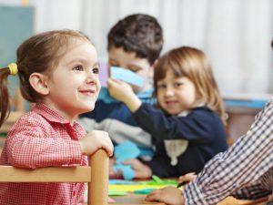 Как подготовить ребёнка к детскому саду?