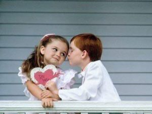 Любовь нечаянно нагрянет.… Как быть, если малыш влюбился?