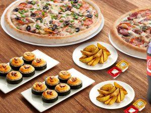 Доставка еды на дом и в офис по лучшим ценам