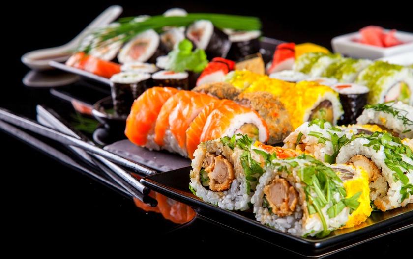 Картинки по запросу доставка суши преимущества