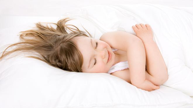 Полная луна ухудшает качество сна у детей