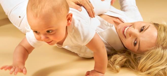 Четыре основных навыка в физическом развитии малыша 1-3 лет
