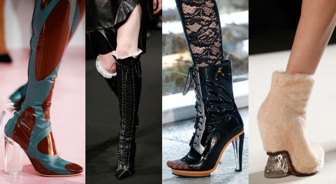 Где найти женскую обувь?