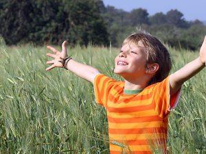 Гармония влияет на уровень счастья детей