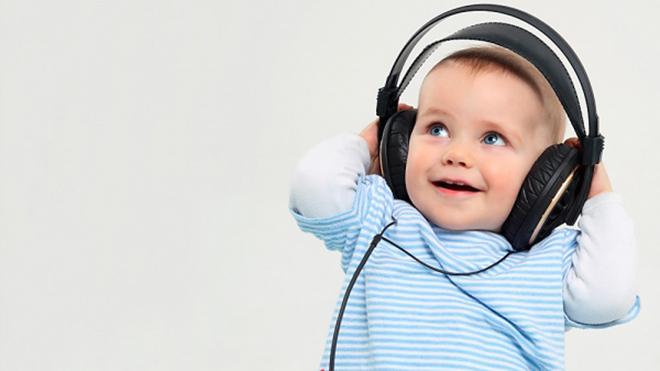 Музыка может повлиять на умственное развитие младенцев