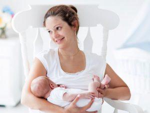Грудное вскармливание защитит детей от поведенческих расстройств