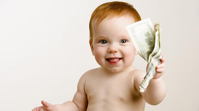Дети вырастают эгоистами из-за денег