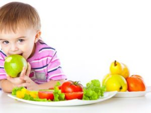 Правила питания детей