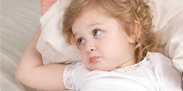 Почему малыш не хочет спать?