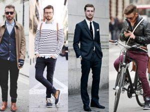 Акценты стиля на весну и лето 2016 года для мужчин