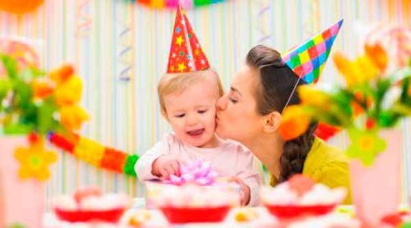 Как отметить первый день рождения ребенка?