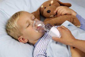 Вирусные инфекции повышают риск астмы у детей