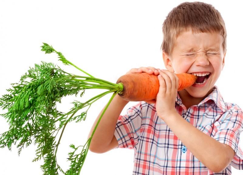 Правильное питание помогает детям научиться хорошо читать