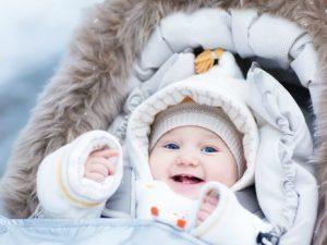 Зимние прогулки улучшают состояние здоровья ребёнка