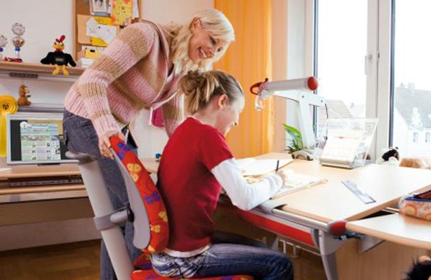 Как подготовить рабочее место для школьника?