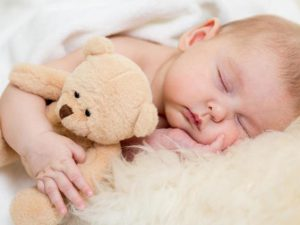 Что мешает сну ребенка?