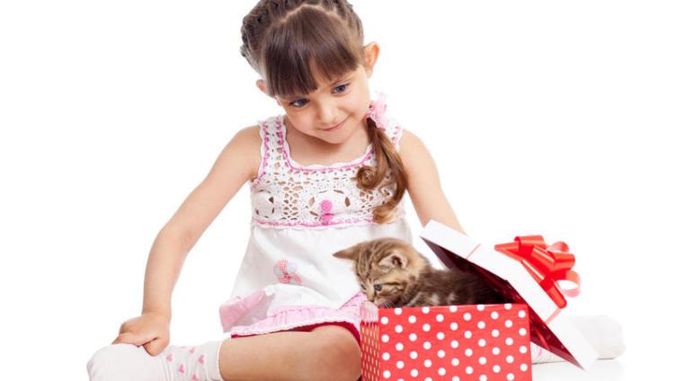 Стоит ли заводить домашнее животное для ребенка?