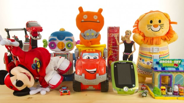 Правила выбора детских игрушек