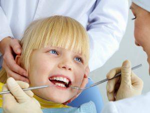Особенности лечения кариеса у ребёнка