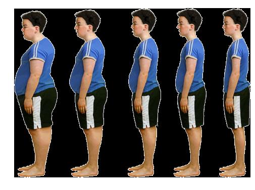 Причины снижения веса у мужчин