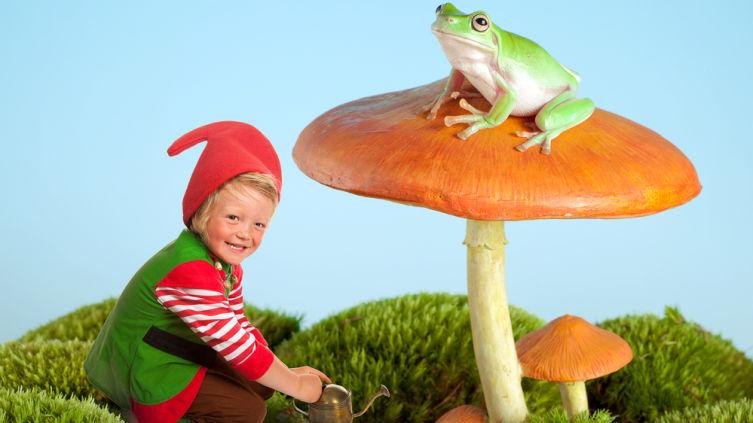 Как придумать сказку для ребенка?
