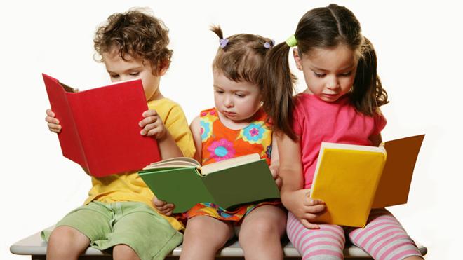 Маленьким детям необходимо стимулировать мозг