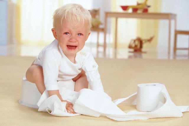 Запоры у детей. Причины, профилактика, лечение