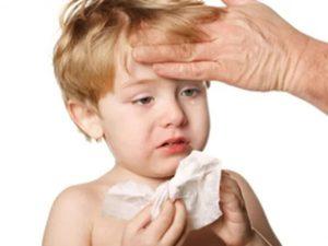 Ребенок часто болеет простудой – виноваты могут быть гельминты!