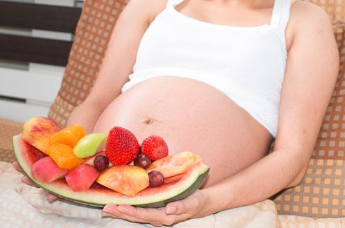 Какие фрукты полезны для беременных