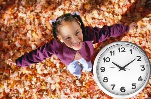 Как научить ребенка понимать время?